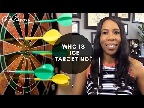 WHO IS ICE TARGETING FOR ARREST? Immigration Lawyer in New York (2019)