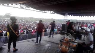 Blackmissionaries 2020 Memorial show - Anthony makondetsa