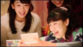 3DS : Publicité JP Noël 2015 x 2 [Animal Crossing + Rythme Paradise] [JP TV AD]