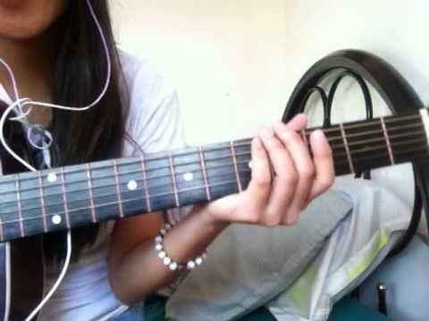 Your Guardian Angel 4 Easy Chords Tutorial Youtube