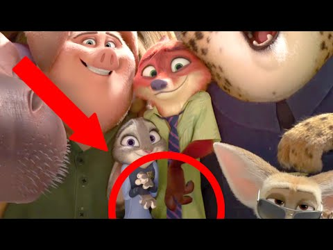 They put THAT in Zootopia!?! - YouTube