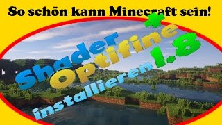 Shader Installieren 1.8 German! Shader Installieren 1.10! Minecraft Shader 1.8 Installieren Deutsch