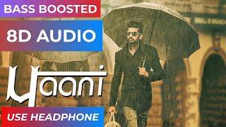 Paani 8D Audio Bass Boosted Yuvraj Hans Rhythm Boyz Punjabi 8D Songs