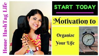8 Habits on How To Organize Your Life - How To Be Productive! Home hashtag Life