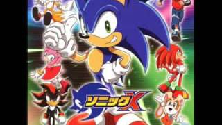 ソニックX (Sonic X) ~ The Shining Road + english lyrics