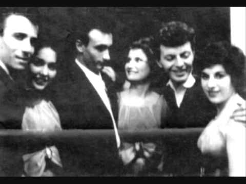 Dion And The Belmonts - It's Only A Paper Moon
