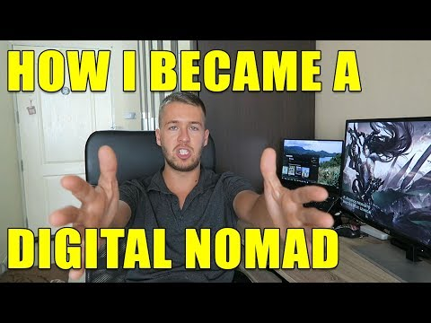 How I Became A Digital Nomad In Chiang Mai | My Life Before & After