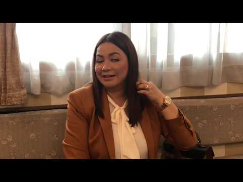 Dina Bonnevie used to have a young 'stalker' and his name is Diether Ocampo