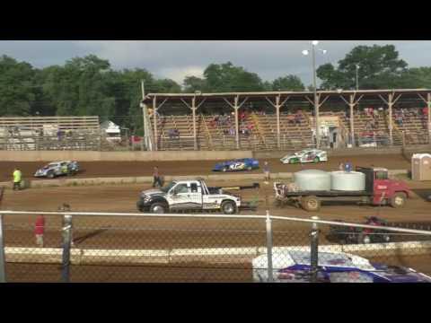 61617 Belle Clair Speedway B-mod Heat
