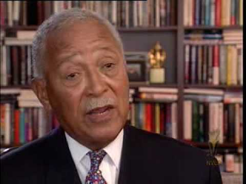 david dinkins my advice to young african americans youtube youtube
