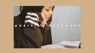 Modified Pomodoro [2hr 15mins]   뽀모도로 기법으로 같이 공부해요!