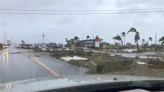 Florida Keys resident glad she didn't evacuate for Hurricane Irma