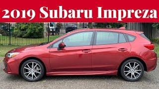 Perks, Quirks & Irks - 2019 Subaru Impreza - Affordable All Wheel Drive
