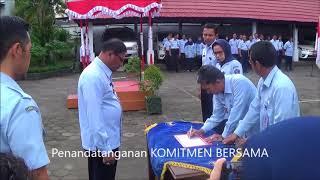 Deklarasi Janji Kinerja 2018 Kanwil Sulawesi Selatan