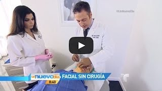 Y LIFT ® Featured on TELEMUNDO's 'Un Nuevo Día' | Instant, Non Surgical Facelift