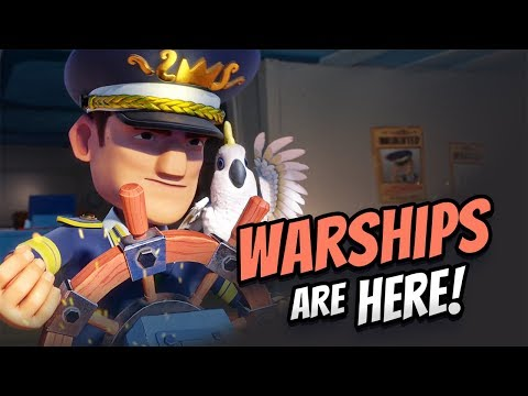 boom-beach:-warships-launch-trailer