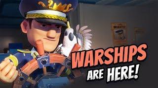 Boom Beach: Warships Launch Trailer