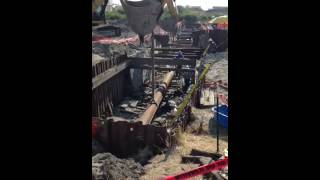 Ellingson Companies Pipe Ramming