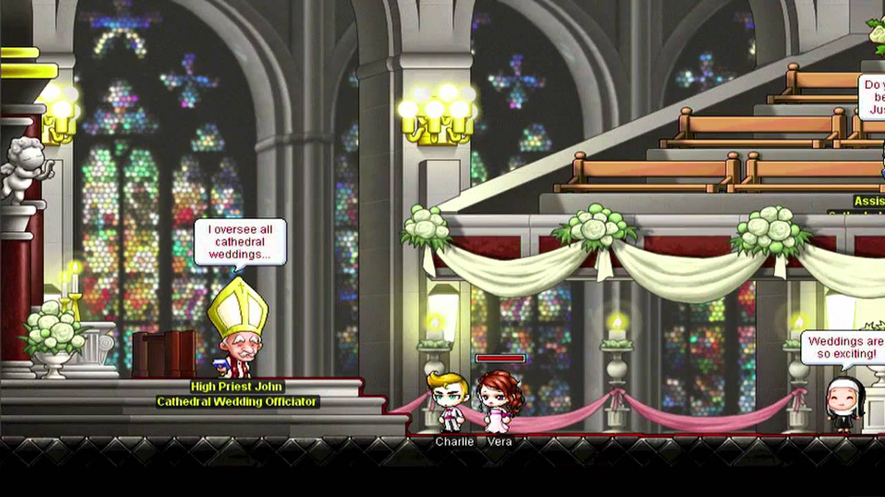 Games marriage mmorpg with Marriage in