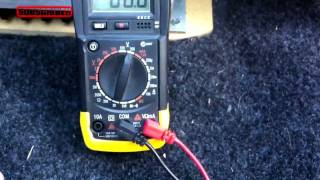 How To | Set Amplifier Gains With A Basic Multimeter | Car Audio Tutorial
