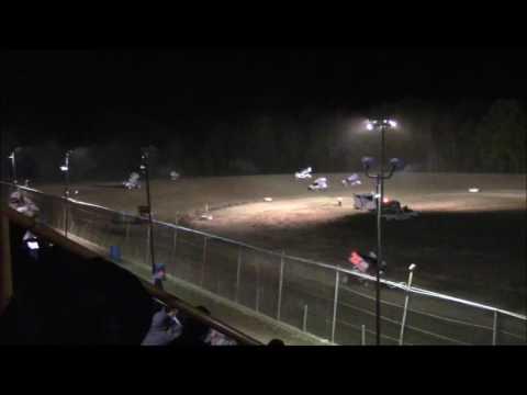 Butler Motor Speedway Sprint Feature 5/6/17