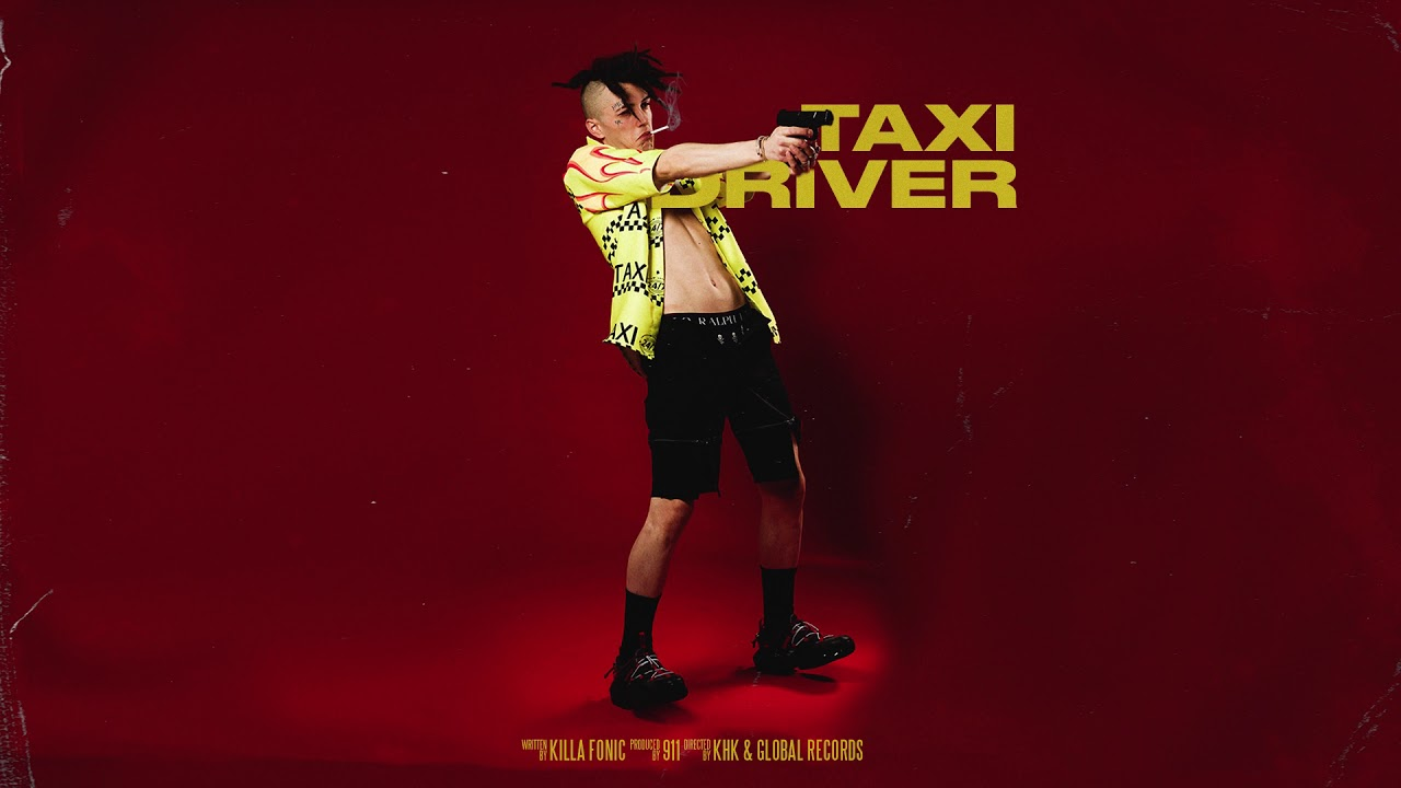 KILLA FONIC - Lord de Cartier   Taxi Driver EP
