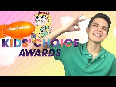 Kids Choice Awards México 2017 - Apoyemos a la familia Disney | PeterRdzl