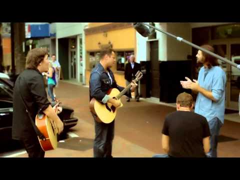 """Third Day - """"Your Love Is Like A River"""" (Live Outside The Strand Theater)"""