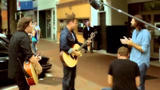 "Third Day - ""Your Love Is Like A River"" (Live Outside The Strand Theater)"