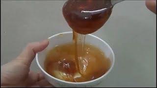 1 quả chanh 1 ít đường Lông nách Lông chân Lông tay sạch tinh sau 10 phút