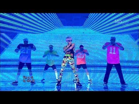 G-DRAGON_0916_SBS Inkigayo_Comeback Special_CRAYON(크레용)