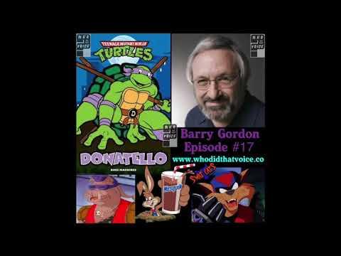 Barry Gordon  Donatello  Episode 17