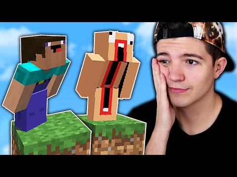 PARKOURING WITH TWO NOOBS! - Видео из Майнкрафт (Minecraft)