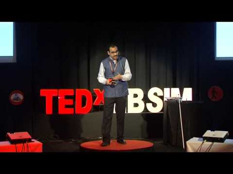 Smart Cane for Blind | Rohan Paul | TEDxLBSIM