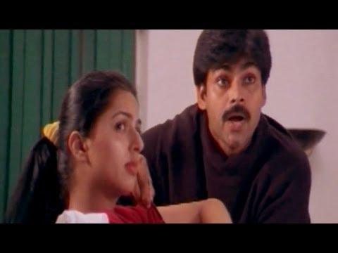 Kushi Movie Movie || Bumika Hospitalized Comedy Scene About Waist