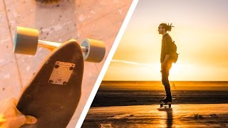 SUNSET SKATING
