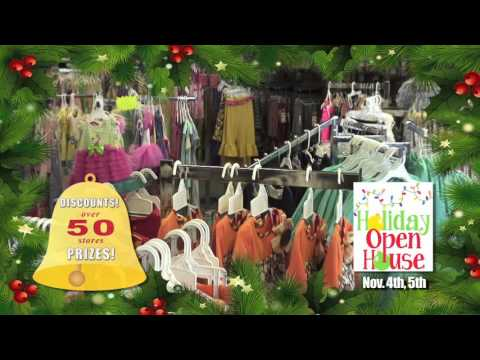 Hopkins Co. Regional Chamber of Commerce Holiday Open House 2016 - :90 sec Promo