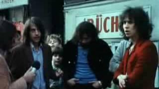 Ton Steine Scherben 1970 - 1.TV Auftritt