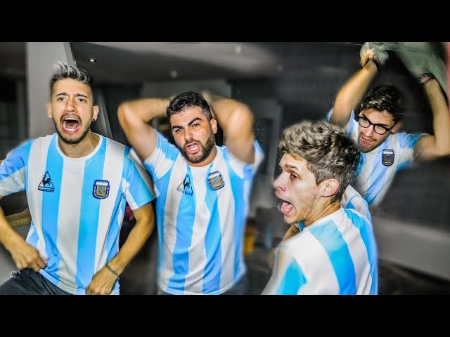 Reacciones de Amigos   Argentina 0 Colombia 2   Copa America 2019