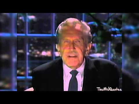Vincent Price Performs The Thriller Rap Live 1987 Enhanced HD