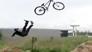 Bike Trick Fail Compilation!