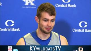 Kentucky Wildcats TV: Jarrod Polson Pre Senior Day vs. Alabama