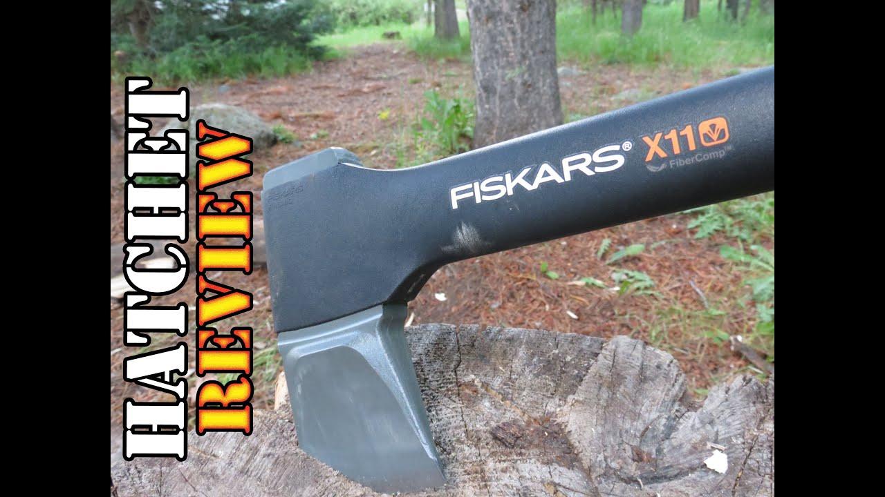 Fiskars X11 Small Splitting Axe