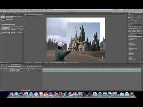After Effects Tutorial - Matte Painting