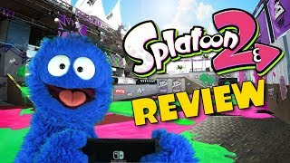 Splatoon 2 Review │ A Skirmish Spurred by Cephalopod Squirts (Video Game Video Review)
