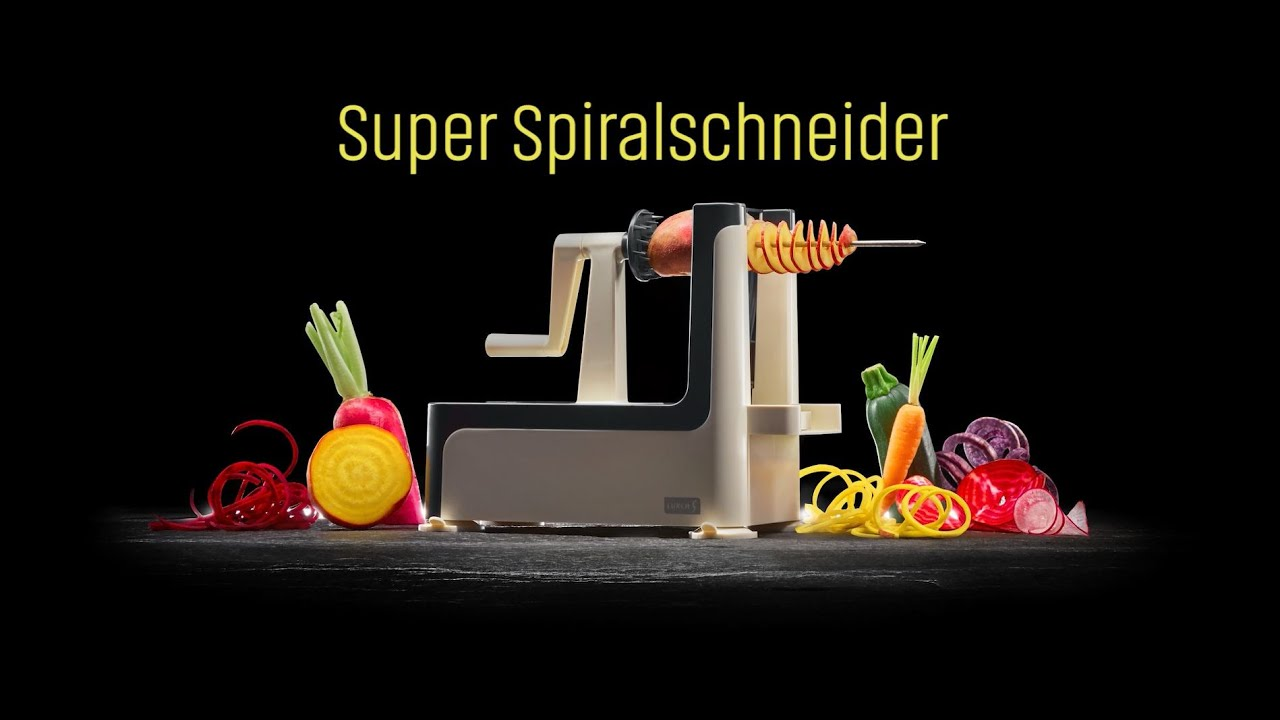 lurch 10301 super spiralschneider