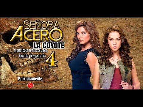 Blanca Soto en Señora Acero 4 La Cotoye ¿trabajara de la mano de su hijastra?