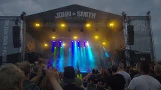 Amorphis - Daughter of Hate @ John Smith Rock Festival 2018