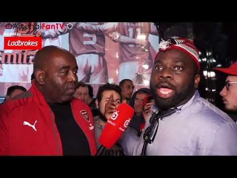 Arsenal 0-0 Red Star Belgrade | Why Are You Moaning?! Build Some Atmosphere !! (Kelechi Rant)