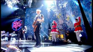 Muse - Uprising (Live on TOTP Christmas Special 2009)
